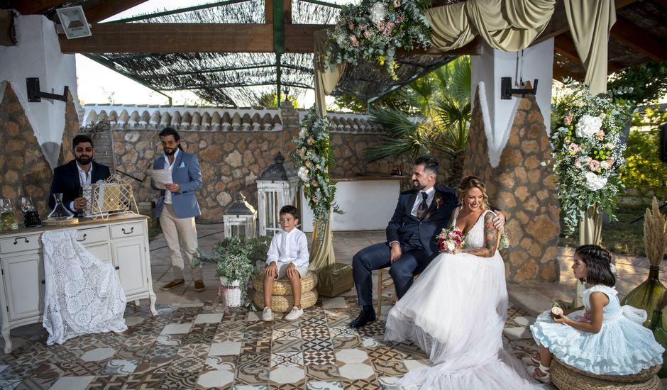 La boda de Juan y Esperanza en Cartagena, Murcia
