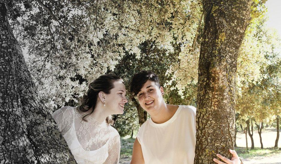 La boda de Rocio y Judith en Biosca, Lleida