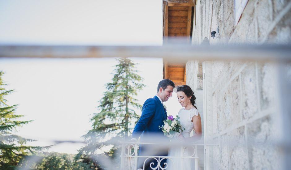 La boda de Ernesto y Joana en Hoyo De Manzanares, Madrid