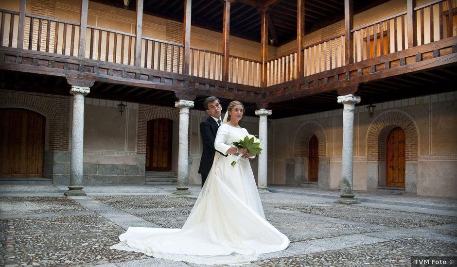 La boda de Nacho y Pilar en Peñaranda De Bracamonte, Salamanca