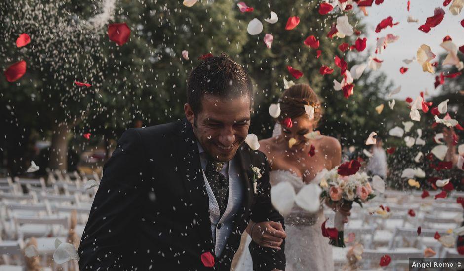 La boda de Raúl y Bea en Lluchmajor, Islas Baleares