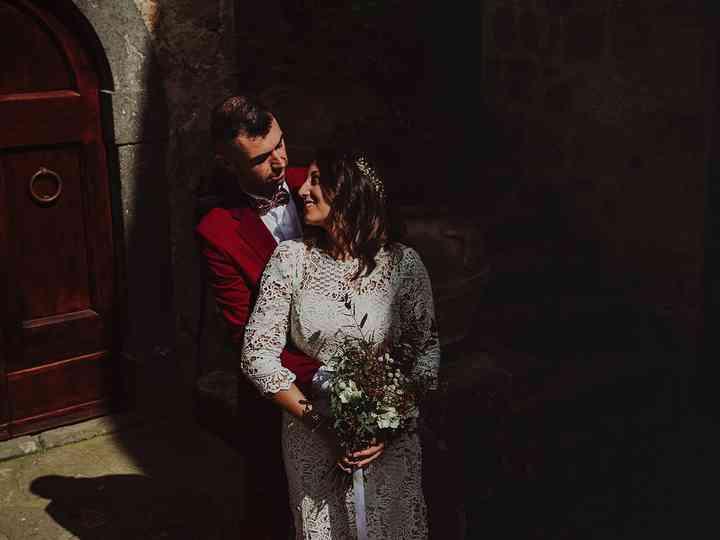 La boda de Fani y Rodrigo