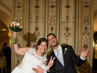 La boda de Sara y Omar