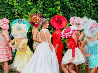 La boda de Pilar y Isido