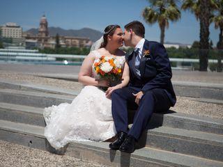 La boda de `Jorge y Anabel