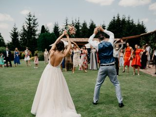 La boda de Paco y Mireia
