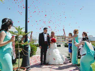 La boda de Cecilia y Sergio