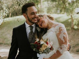La boda de Yasmina y Hicham