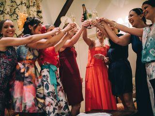 La boda de Leticia y Diego 1
