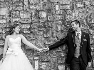 La boda de María Isabel y Antonio