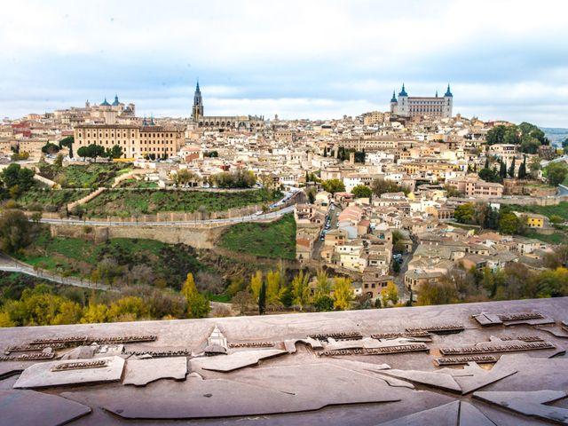 La boda de Jesus y Marisol en Toledo, Toledo 1