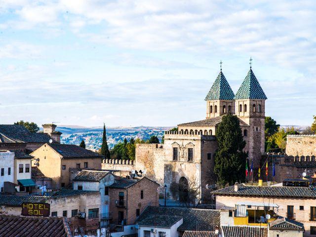La boda de Jesus y Marisol en Toledo, Toledo 3