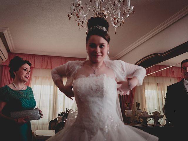 La boda de Jose Antonio y Alba María en Escalonilla, Toledo 2