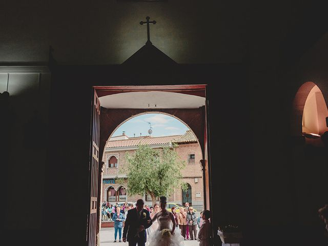 La boda de Jose Antonio y Alba María en Escalonilla, Toledo 3