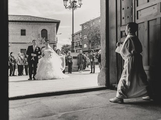La boda de Jose Antonio y Alba María en Escalonilla, Toledo 4