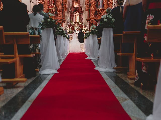 La boda de Jose Antonio y Alba María en Escalonilla, Toledo 6
