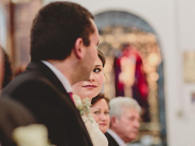 La boda de Jose Antonio y Alba María en Escalonilla, Toledo 7