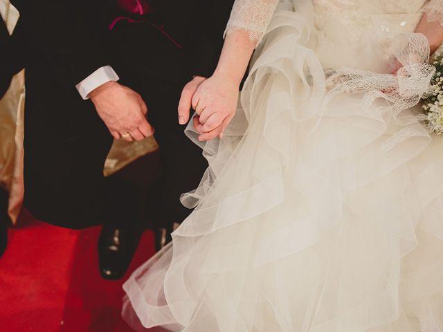 La boda de Jose Antonio y Alba María en Escalonilla, Toledo 8