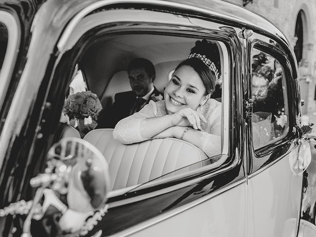 La boda de Jose Antonio y Alba María en Escalonilla, Toledo 10