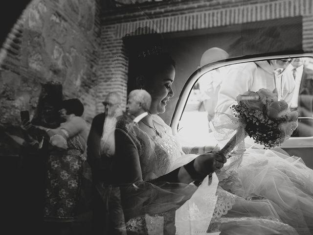 La boda de Jose Antonio y Alba María en Escalonilla, Toledo 11