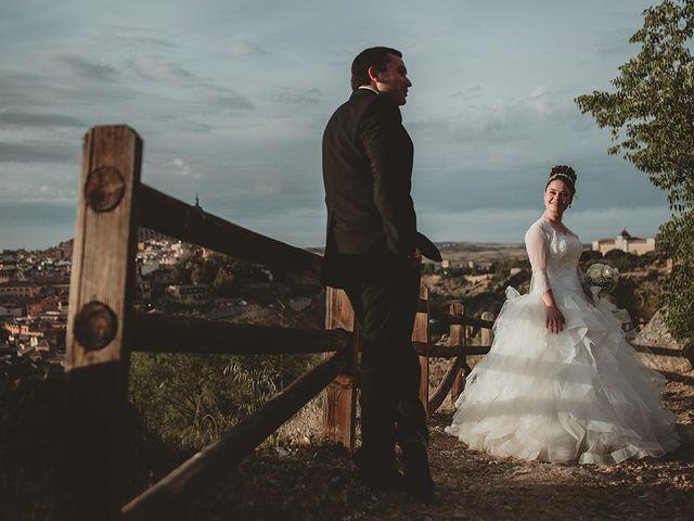 La boda de Jose Antonio y Alba María en Escalonilla, Toledo 13