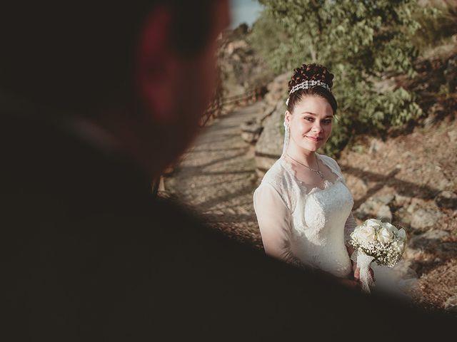 La boda de Jose Antonio y Alba María en Escalonilla, Toledo 15