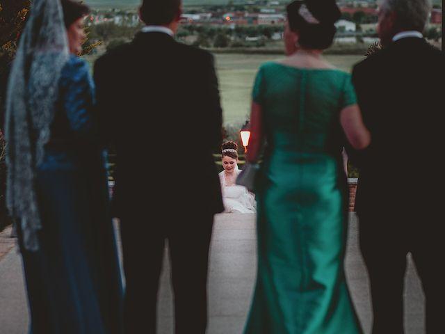La boda de Jose Antonio y Alba María en Escalonilla, Toledo 18