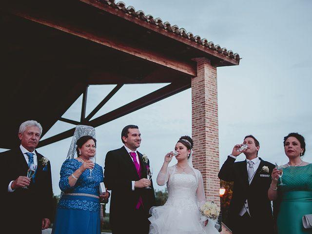 La boda de Jose Antonio y Alba María en Escalonilla, Toledo 22