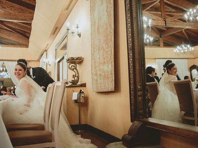 La boda de Jose Antonio y Alba María en Escalonilla, Toledo 25