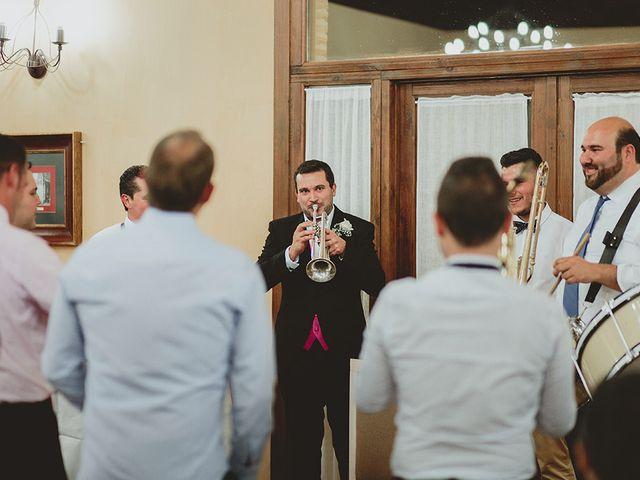 La boda de Jose Antonio y Alba María en Escalonilla, Toledo 27