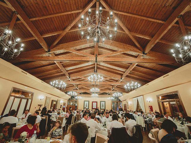La boda de Jose Antonio y Alba María en Escalonilla, Toledo 29