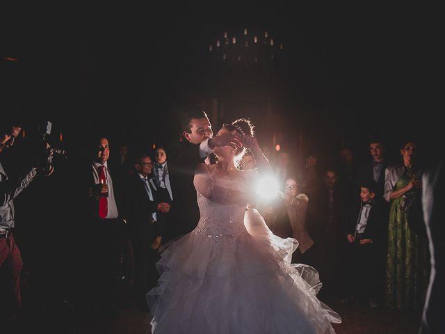 La boda de Jose Antonio y Alba María en Escalonilla, Toledo 33