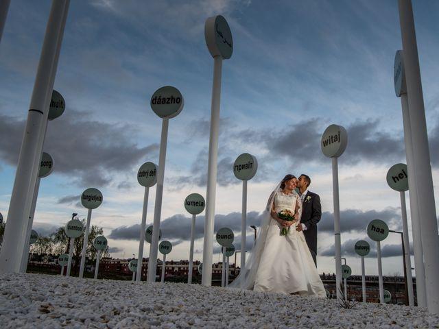 La boda de Omar y Sara en Valladolid, Valladolid 23