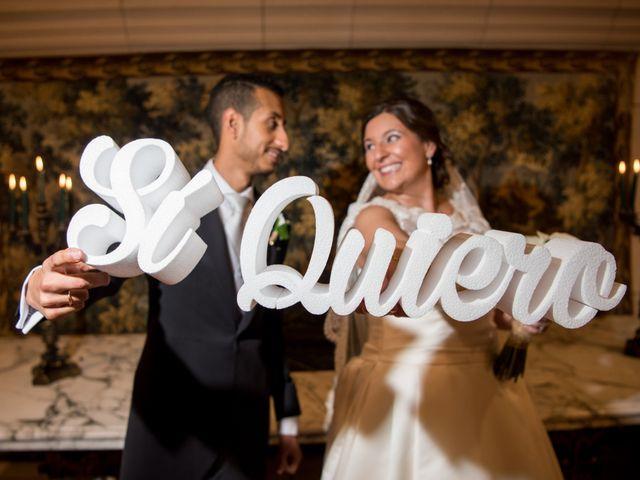 La boda de Omar y Sara en Valladolid, Valladolid 37