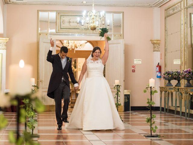 La boda de Omar y Sara en Valladolid, Valladolid 39