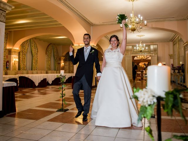 La boda de Omar y Sara en Valladolid, Valladolid 41