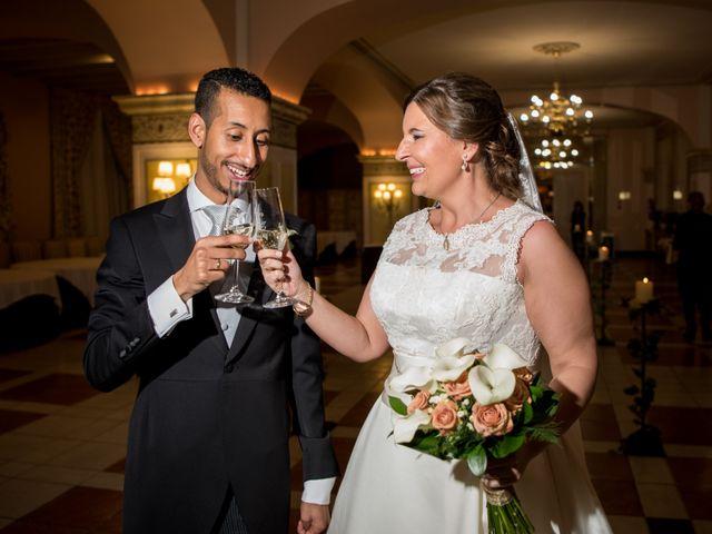 La boda de Omar y Sara en Valladolid, Valladolid 43