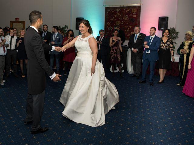La boda de Omar y Sara en Valladolid, Valladolid 54