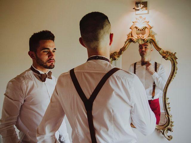 La boda de Rodrigo y Fani en Carballo, A Coruña 31