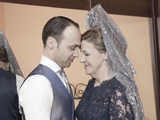 La boda de Carmen y Francisco en Almendralejo, Badajoz 4