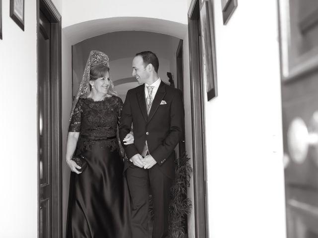 La boda de Carmen y Francisco en Almendralejo, Badajoz 6