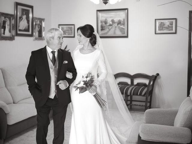 La boda de Carmen y Francisco en Almendralejo, Badajoz 9