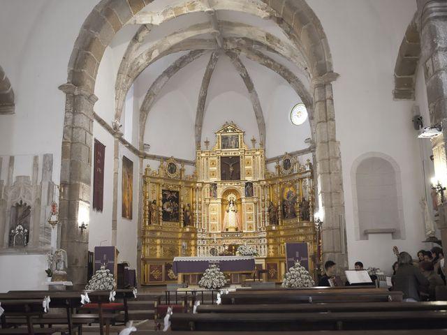 La boda de Carmen y Francisco en Almendralejo, Badajoz 10