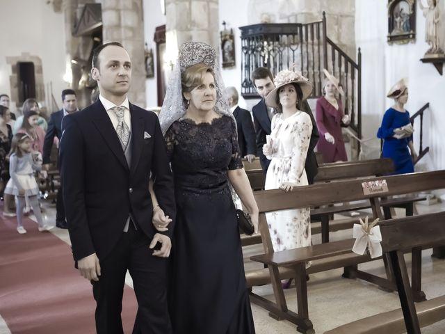 La boda de Carmen y Francisco en Almendralejo, Badajoz 11