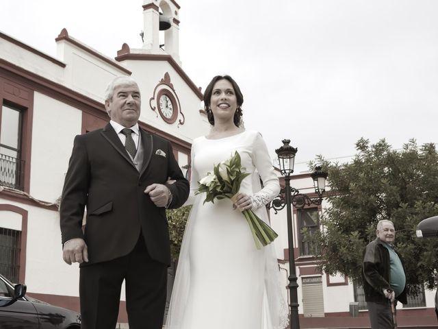 La boda de Carmen y Francisco en Almendralejo, Badajoz 12