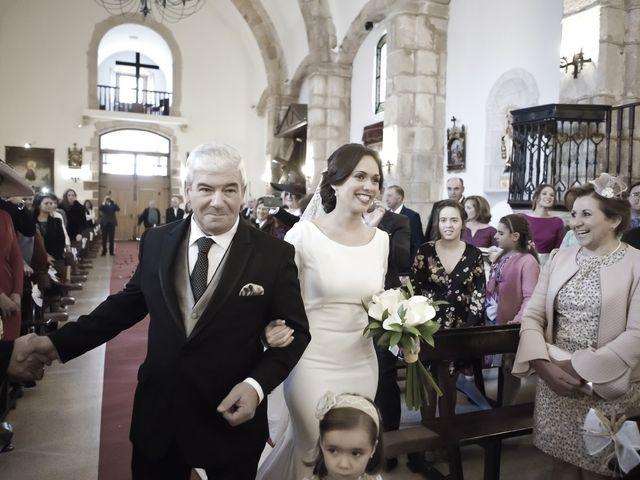 La boda de Carmen y Francisco en Almendralejo, Badajoz 15