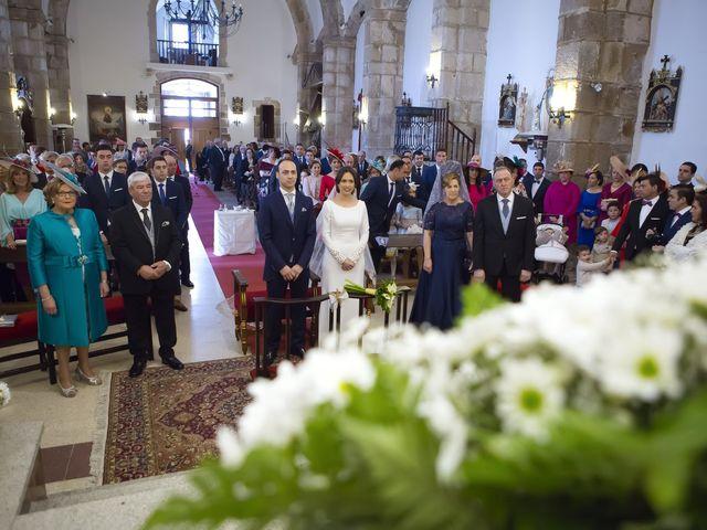 La boda de Carmen y Francisco en Almendralejo, Badajoz 17