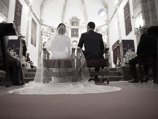La boda de Carmen y Francisco en Almendralejo, Badajoz 18