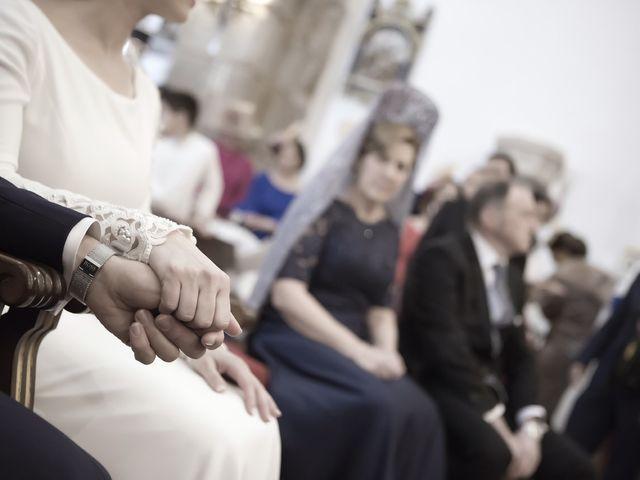 La boda de Carmen y Francisco en Almendralejo, Badajoz 19