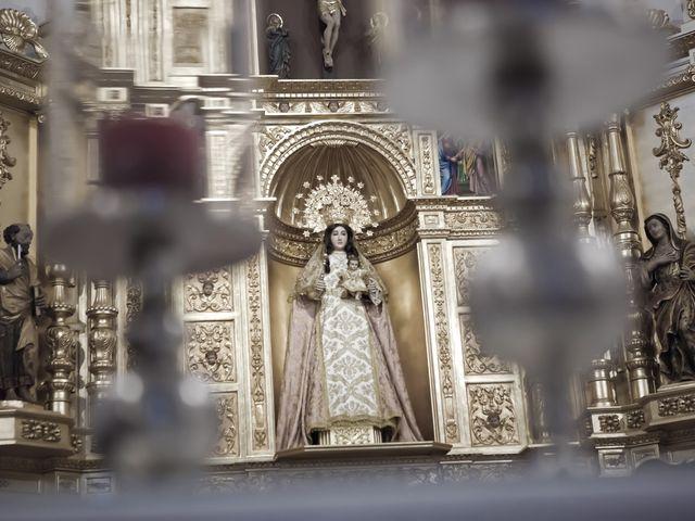La boda de Carmen y Francisco en Almendralejo, Badajoz 20